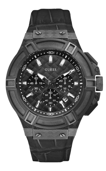 Horloge Heren Guess W0408G1 (Ø 45 mm)